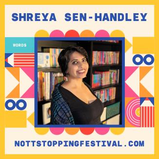 Shreya Sen Handley